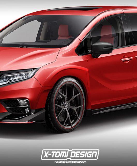 Honda Odyssey Type-R