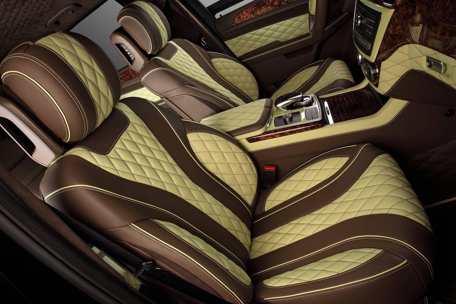 Mercedes-AMG GLE63 Inferno od TopCar