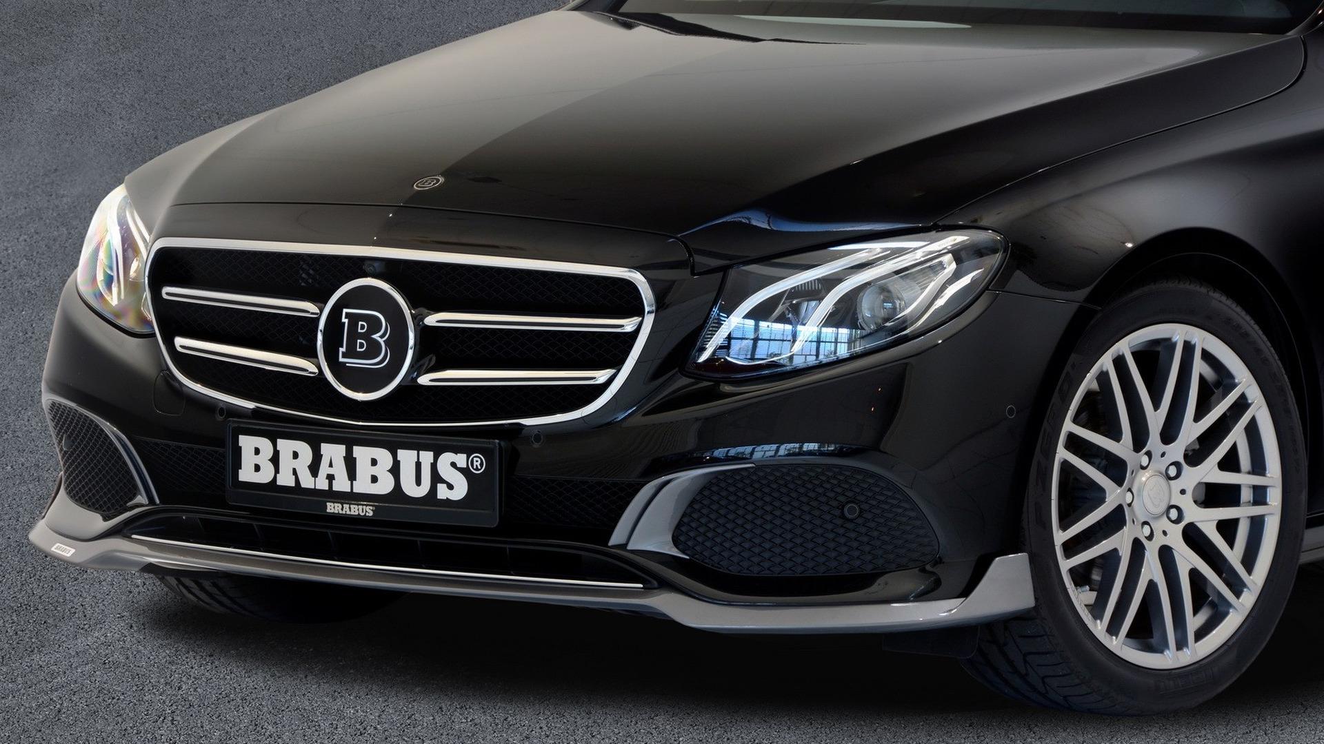 Mercedes Klasy E Brabus