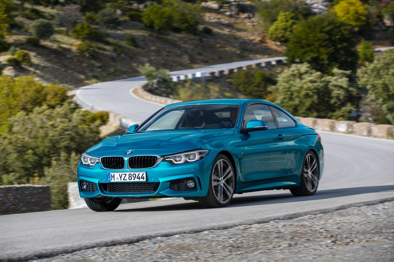 2018 BMW Serii 4