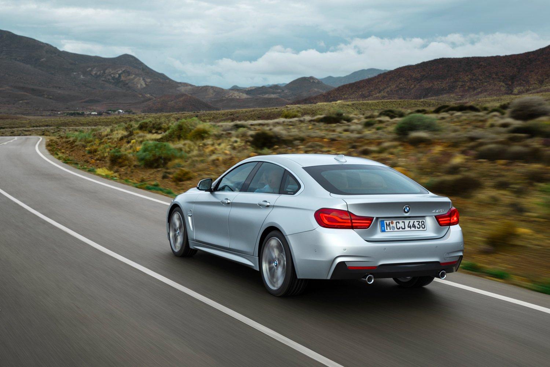 2018 BMW Serii 4 Gran Coupe