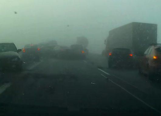 Wypadek A1 Piotrków Trybunalski