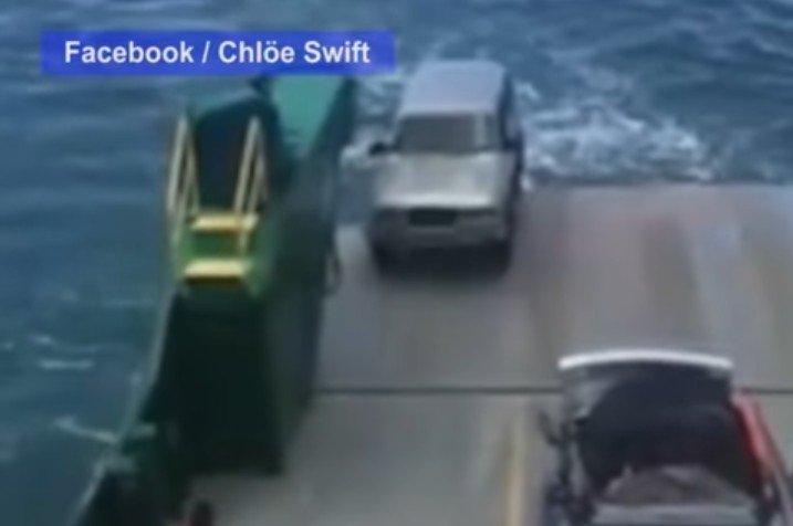 jeep do morza