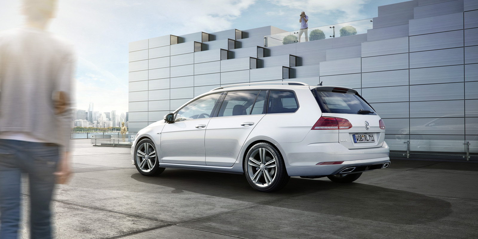 Volkswagen Golf R-line 2017