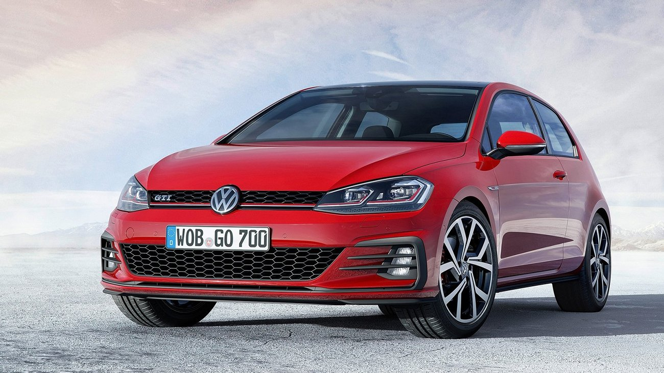 Volkswagen Golf Mk7 GTI 2017