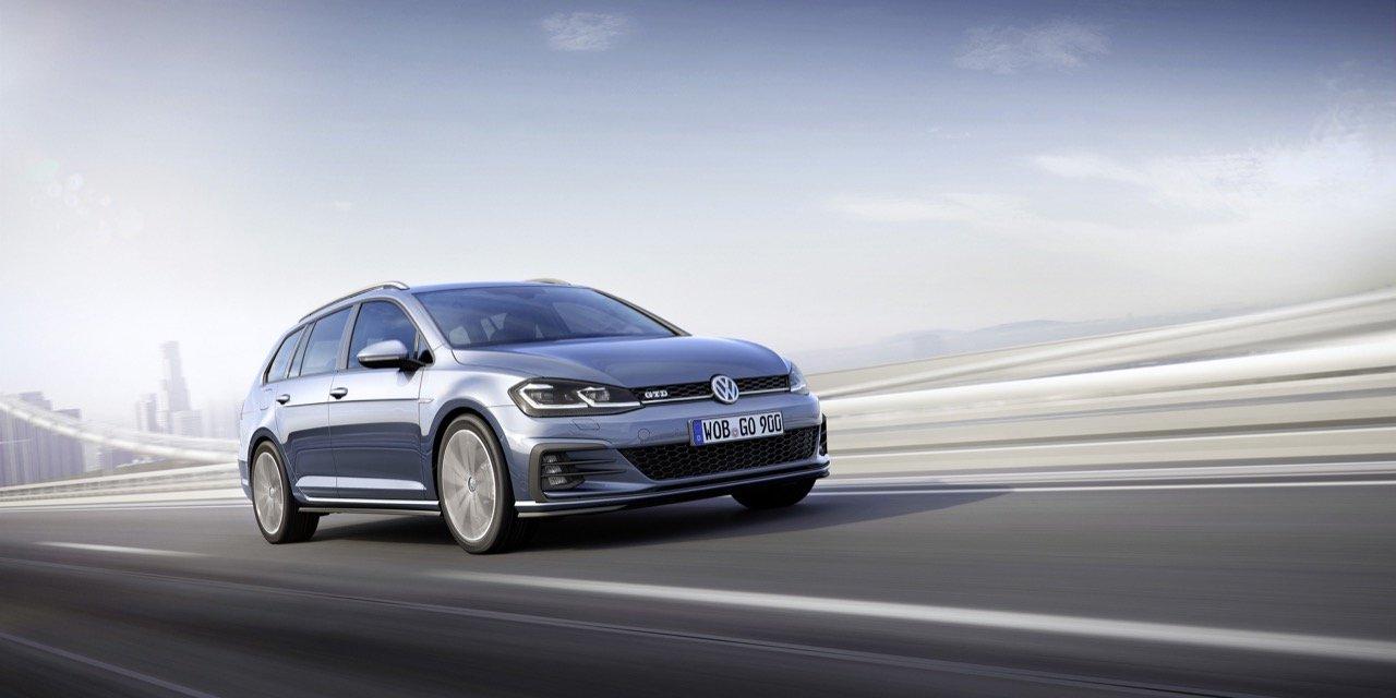 2017 Volkswagen Golf GTD