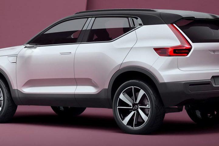 Volvo XC40 concept