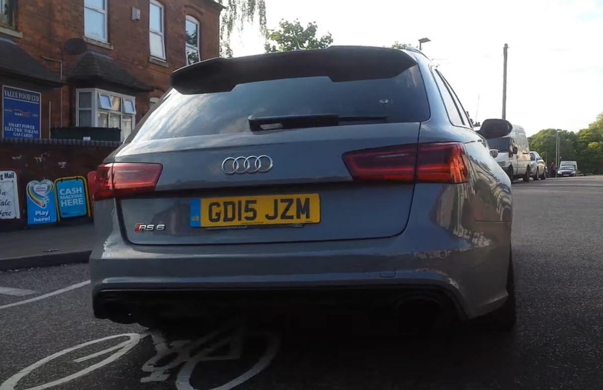 Audi RS6 Avant C7 (sprzed liftingu)