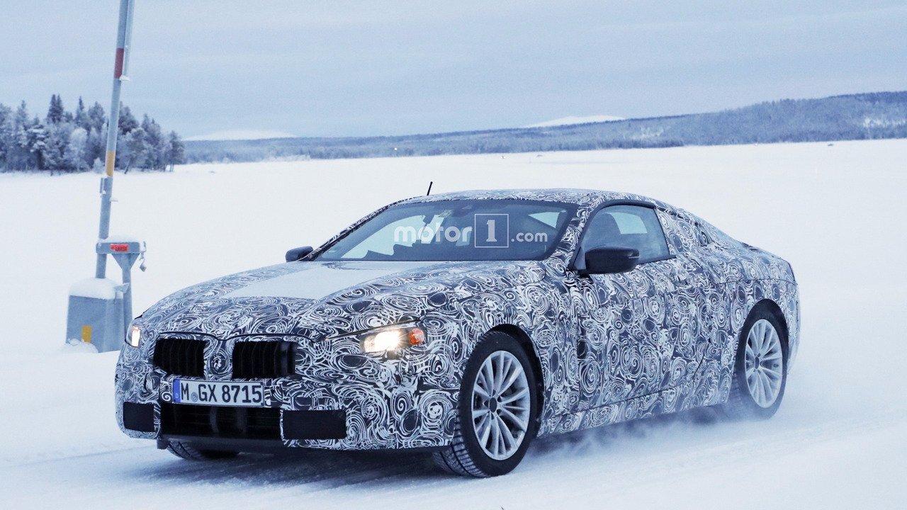 BMW serii 6 2018 szpiegowskie