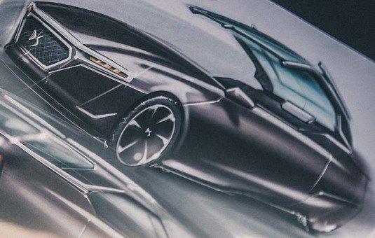 DS Coupe Concept