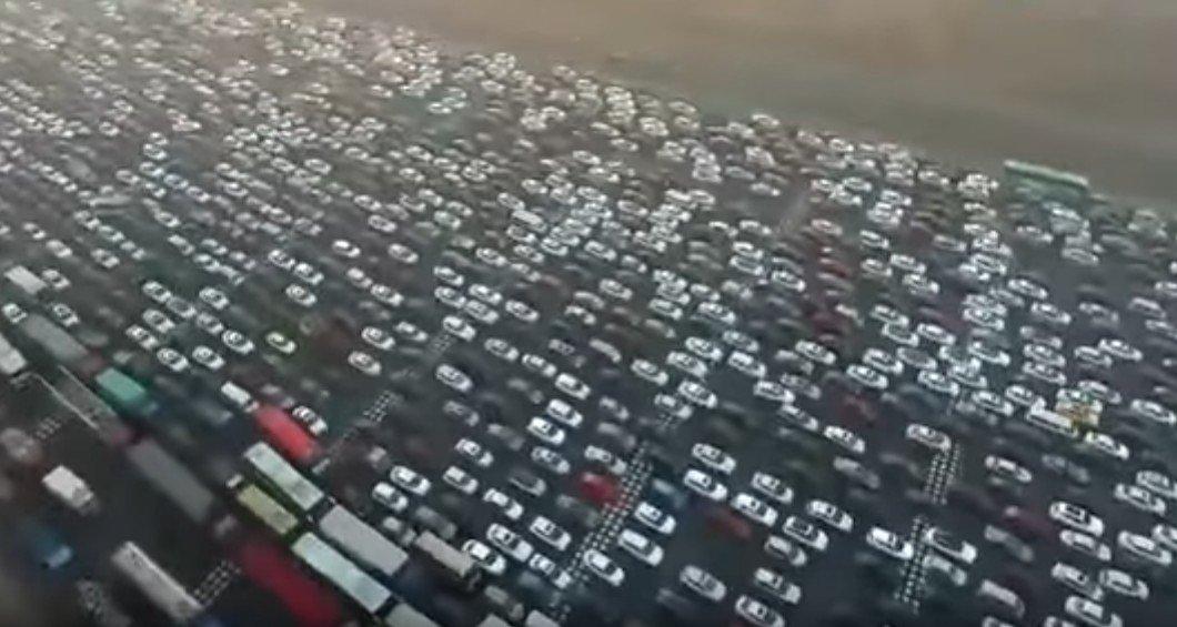 Korek w Chinach