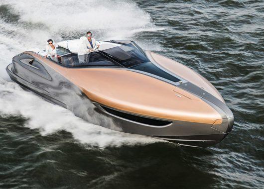 Lexus łódź sportowa