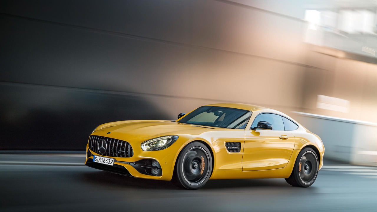 Mercedes AMG GT S 2018