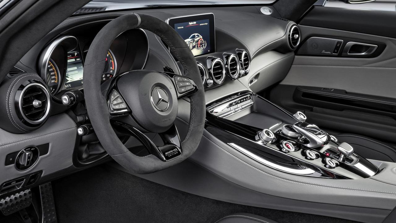 Mercedes AMG GT Facelift 2018