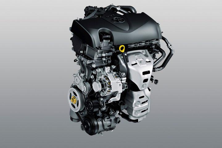 Toyota Yaris Silnik 1.5