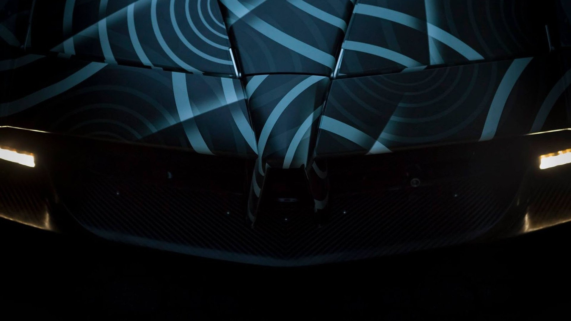 Pagani Huayra Roadster zapowiedź