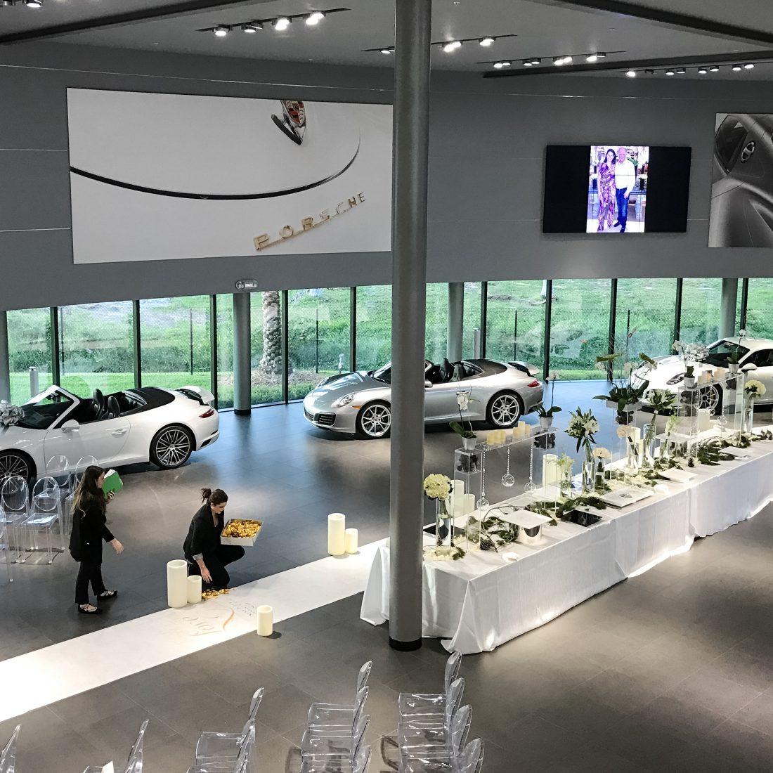 Porsche ślub