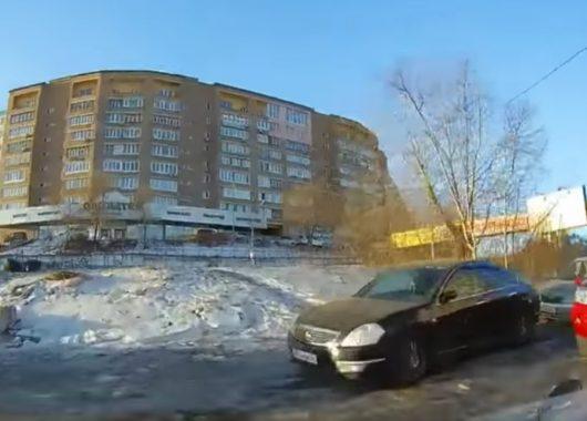 Rosjanka kierowca