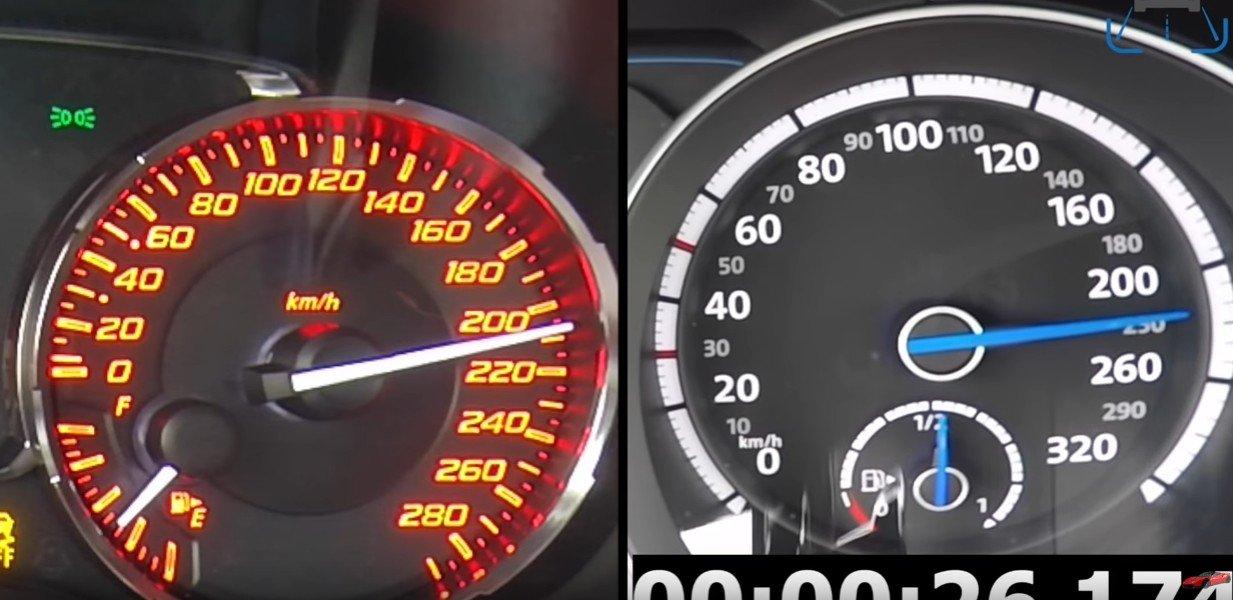 Subaru vs. Volkswagen