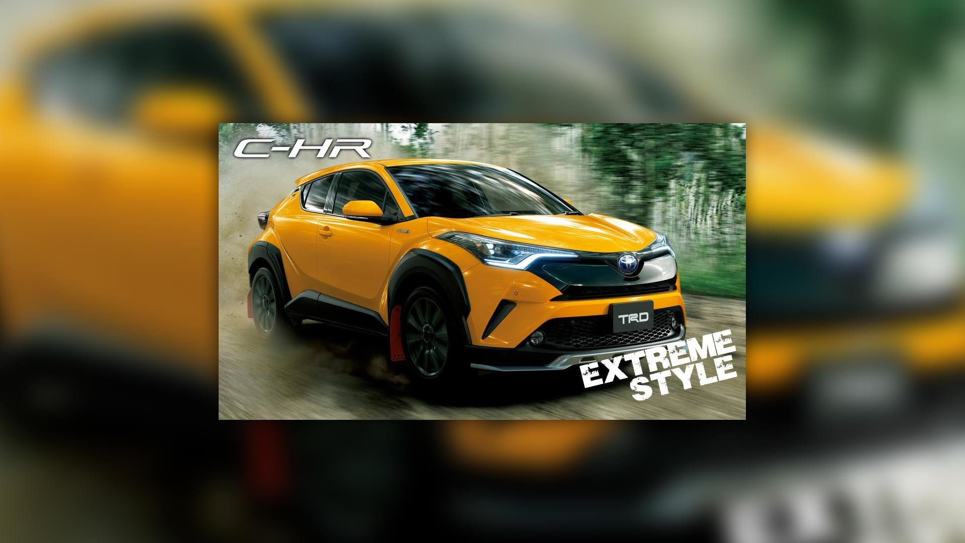 Toyota CH-R TRD Extreme Style