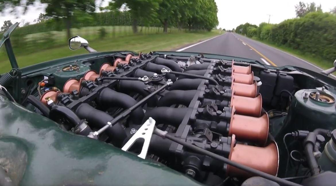 Toyota V12