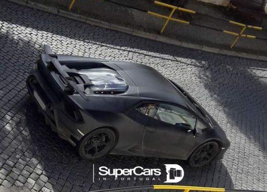 2017 Lamborghini Huracan Performante