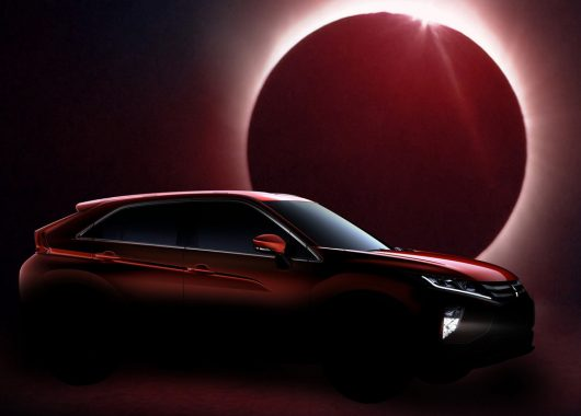 Mitsubishi Eclipse (Cross) 2017