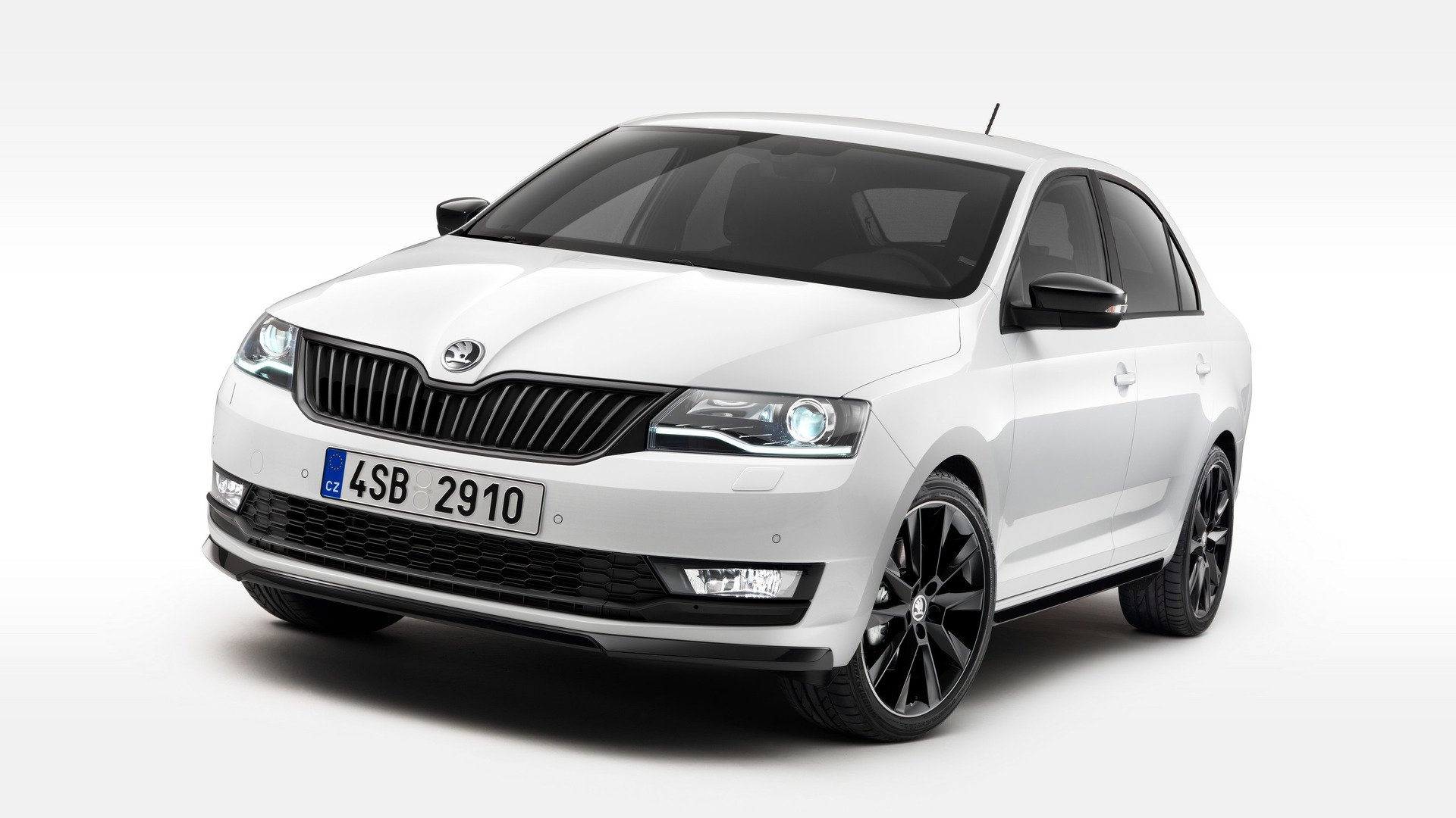 2017 Skoda Rapid facelifting