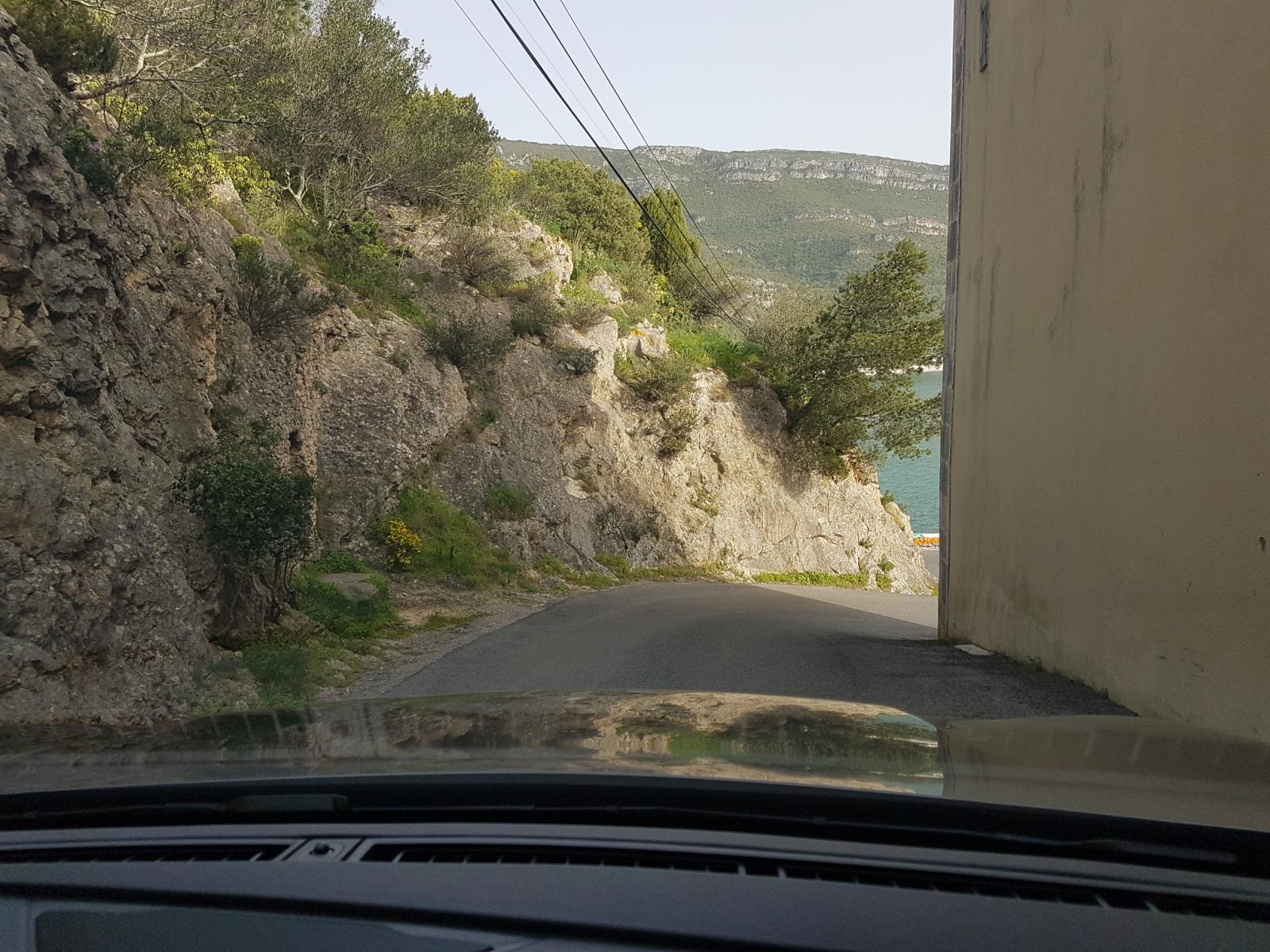 Droga w Portugalii