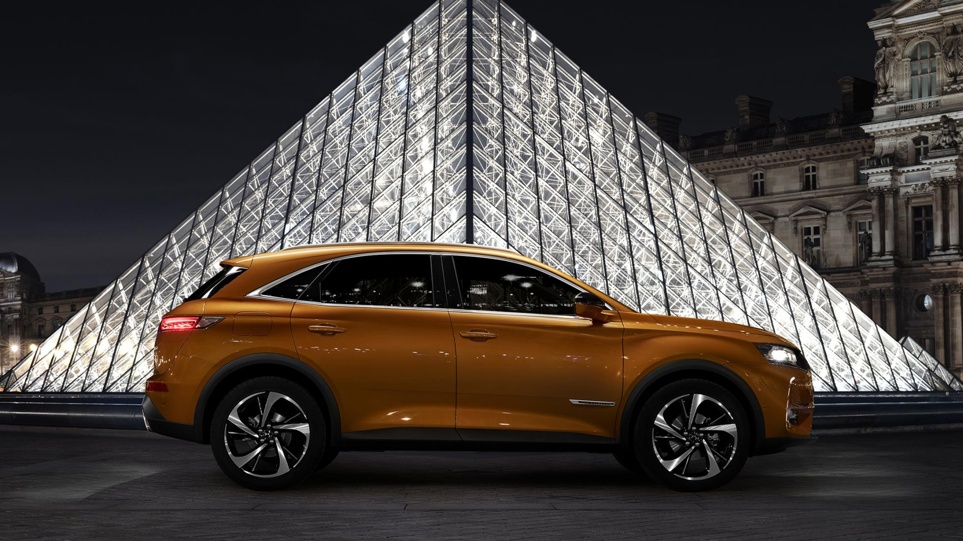 2017 DS7 Crossback