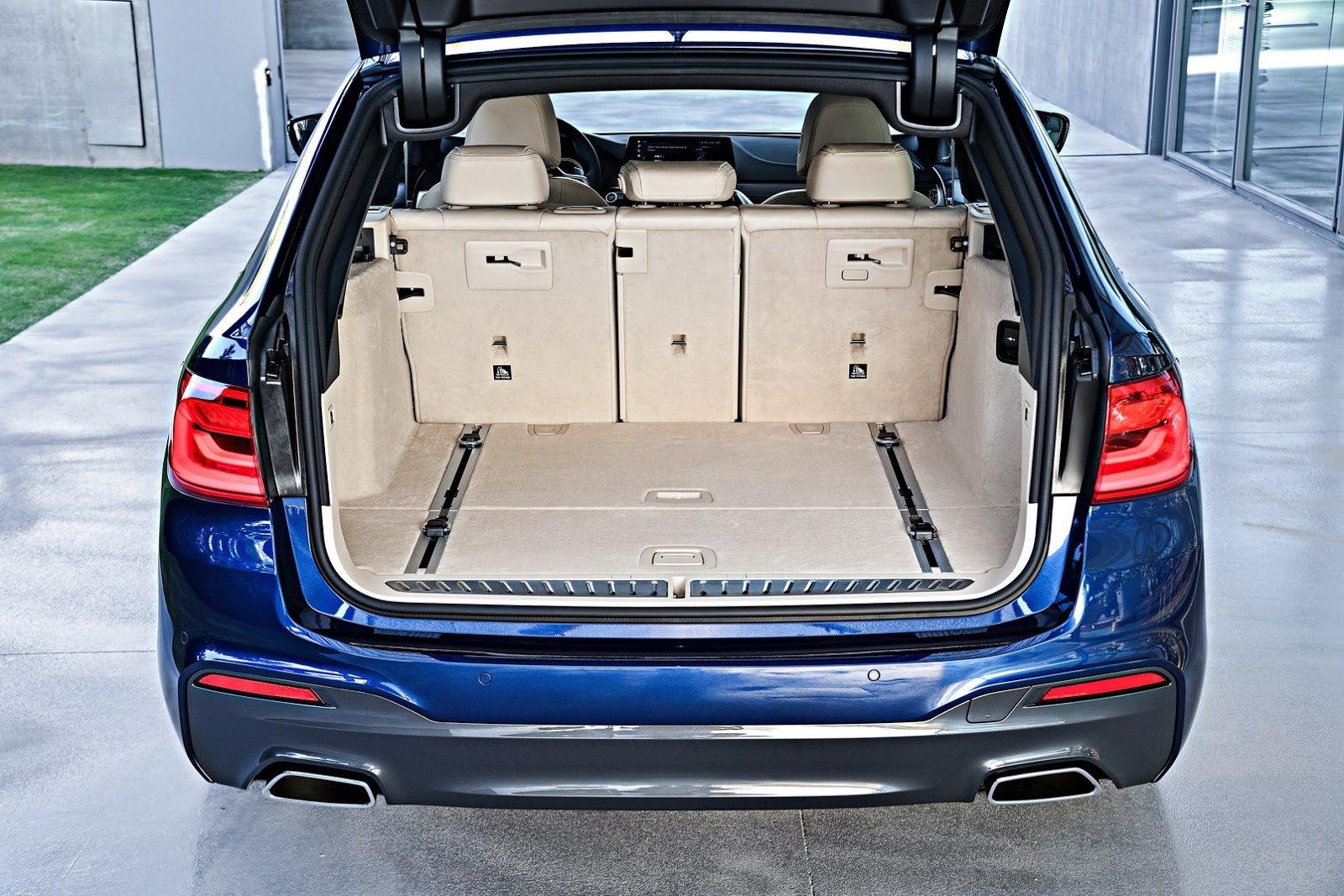 2018 BMW Serii 5 Touring
