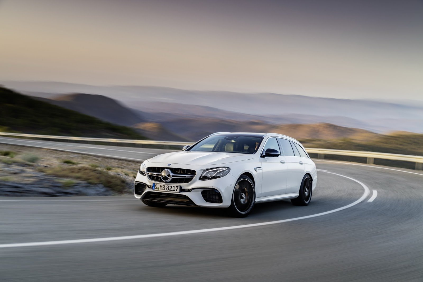2018 Mercedes-AMG E63 Kombi