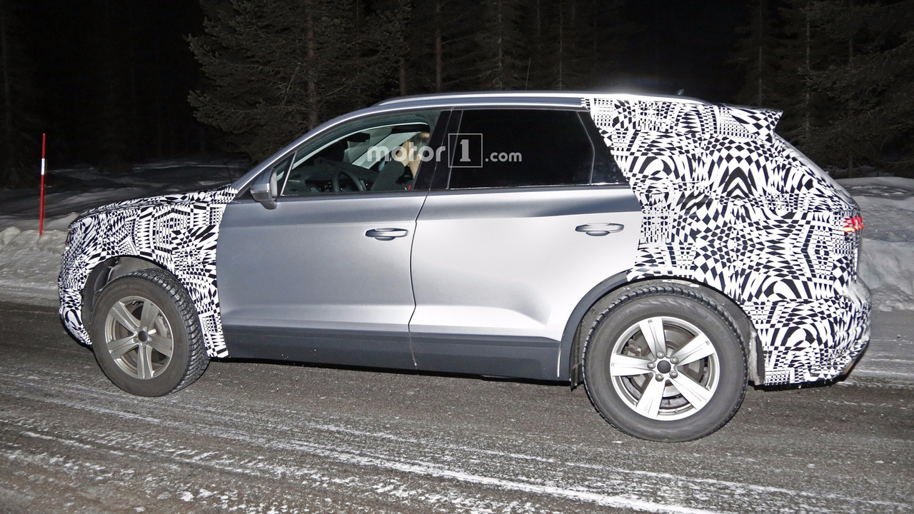 Volkswagen Touareg 2018 spy