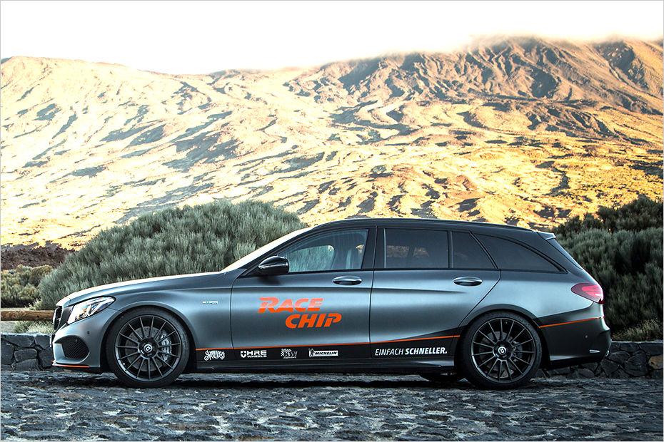Mercedes C43 AMG Racechip tuning