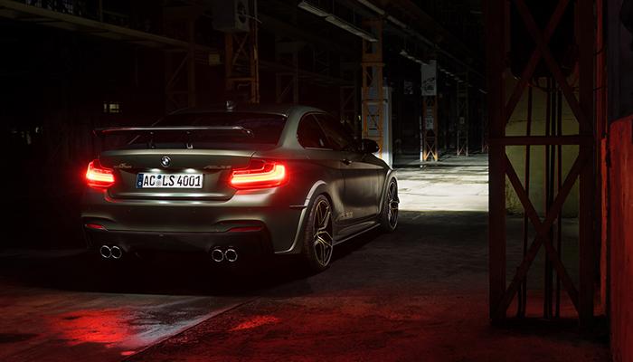 BMW, BMW serii 2, AC Schnitzer, BMW M240i