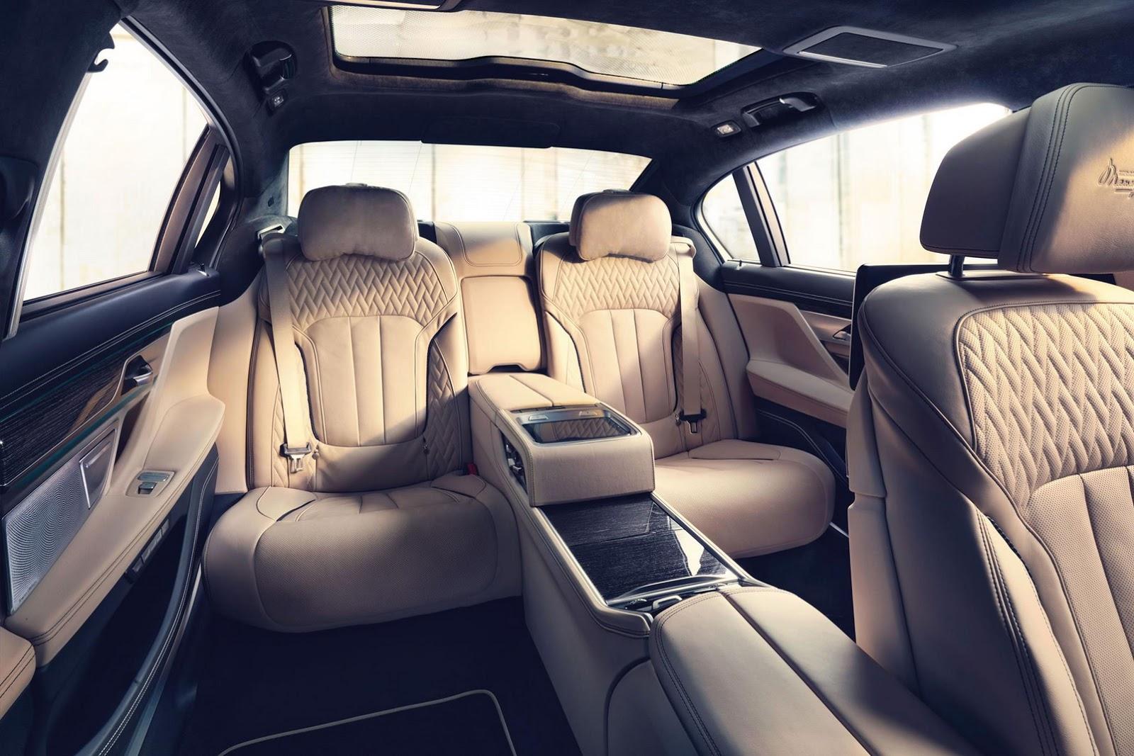 BMW Individual M760Li xDrive