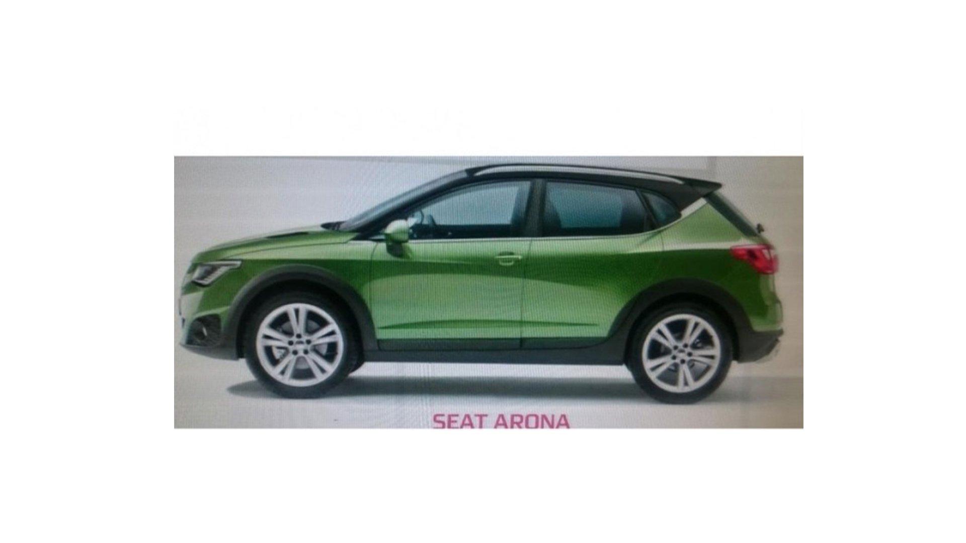 2018 Seat Arona