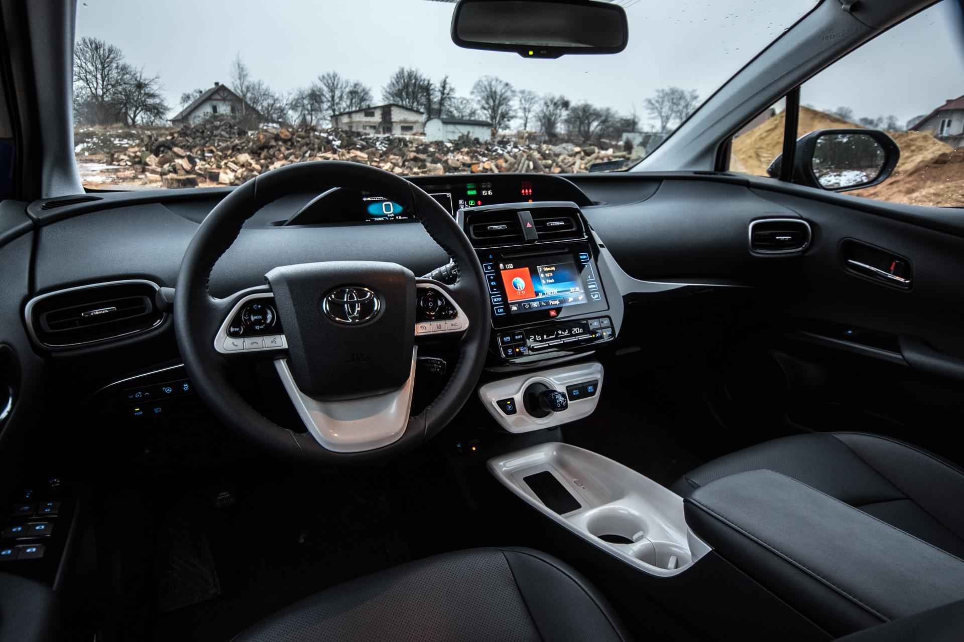 2017 Toyota Prius 1.8 Hybrid E-CVT