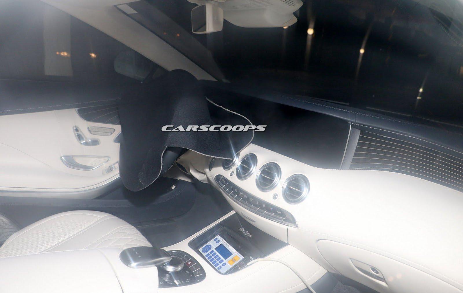 2018 Mercedes-Benz Klasy S Cabriolet