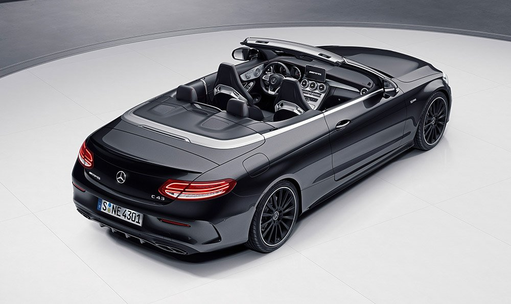 Mercedes-AMG C43 Cabriolet 50th Anniversary Edition