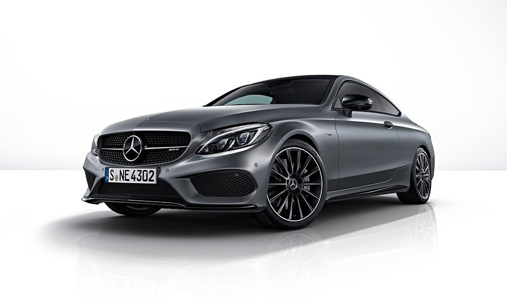 Mercedes-AMG C43 Coupe 50th Anniversary Edition