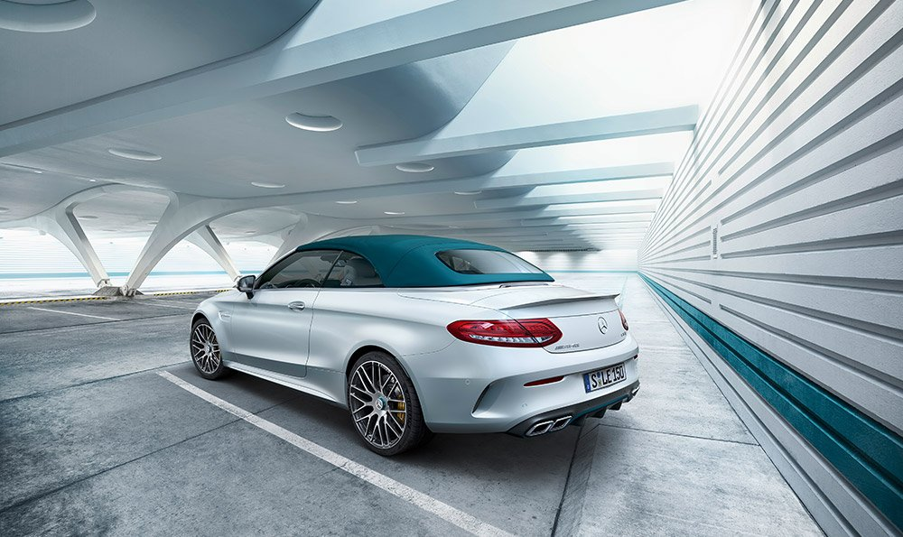 Mercedes-AMG C63 Cabriolet 50th Anniversary Edition