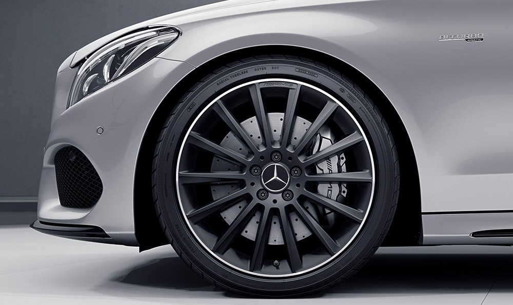 Mercedes-AMG C63 Cabriolet 50th Anniversary Edition