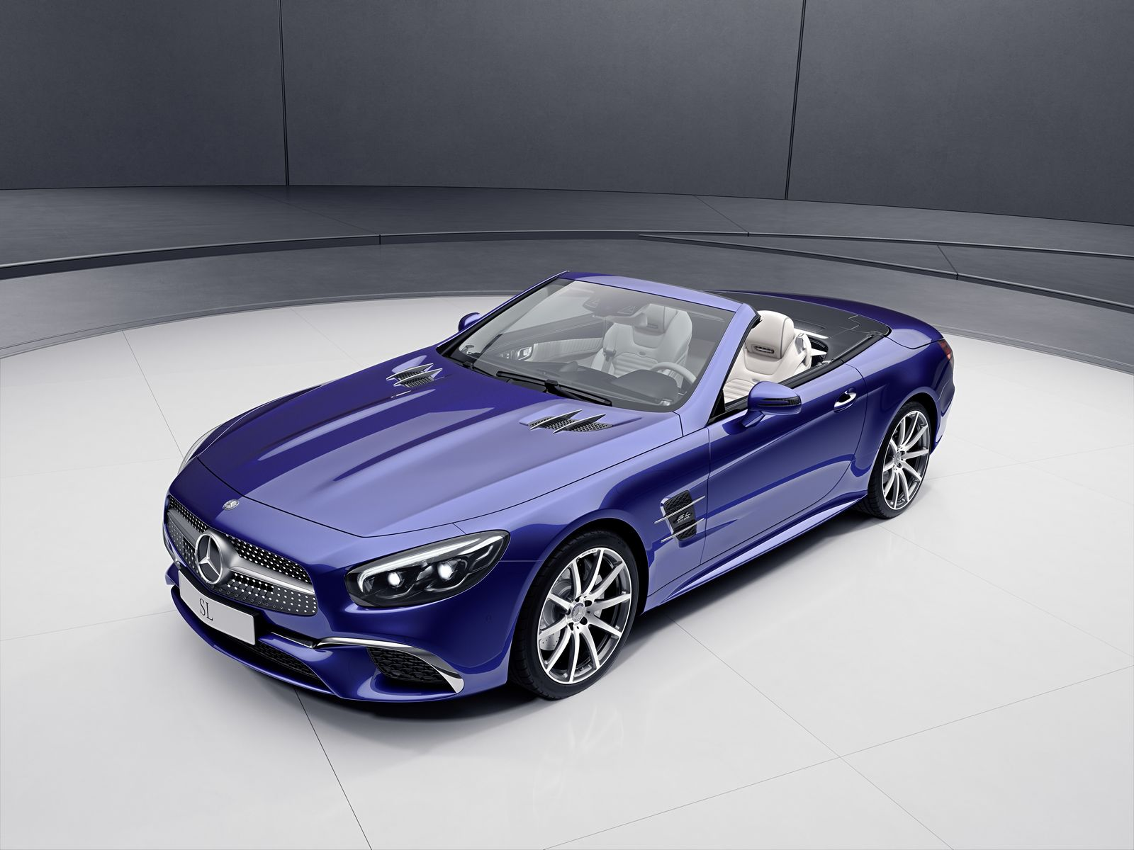 Mercedes-Benz SL Designo Edition