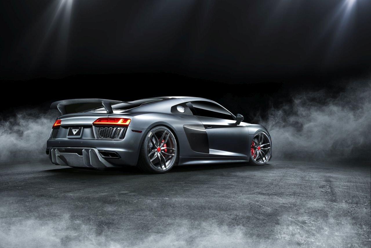 2017 Audi R8 Vorsteiner
