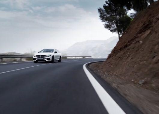 2017 Mercedes-AMG E63 S Kombi