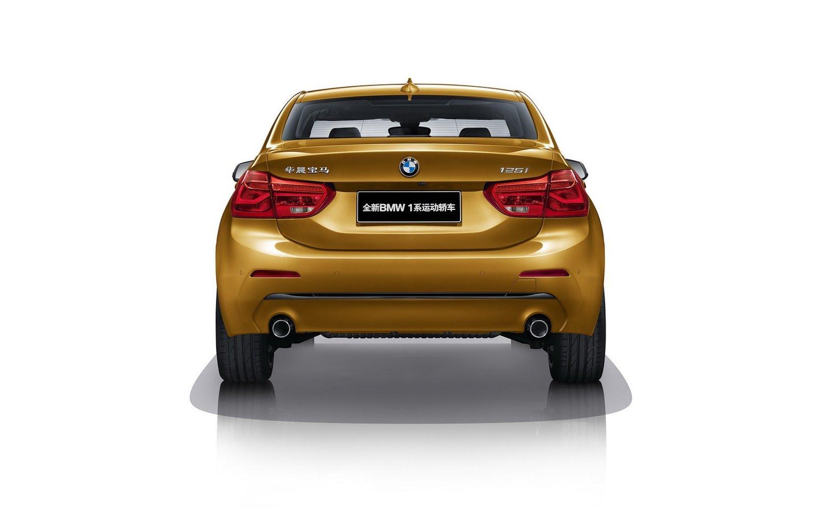 BMW Serii 1 Sedan