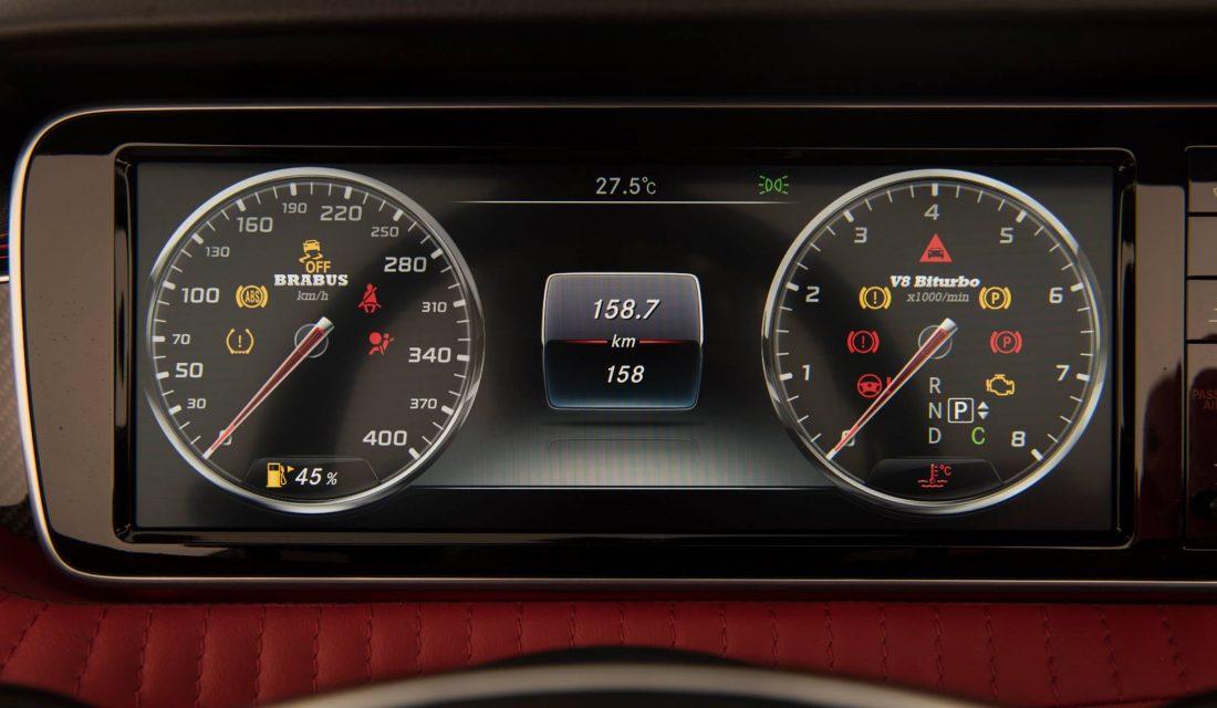 Brabus 850 6.0 Biturbo Cabrio
