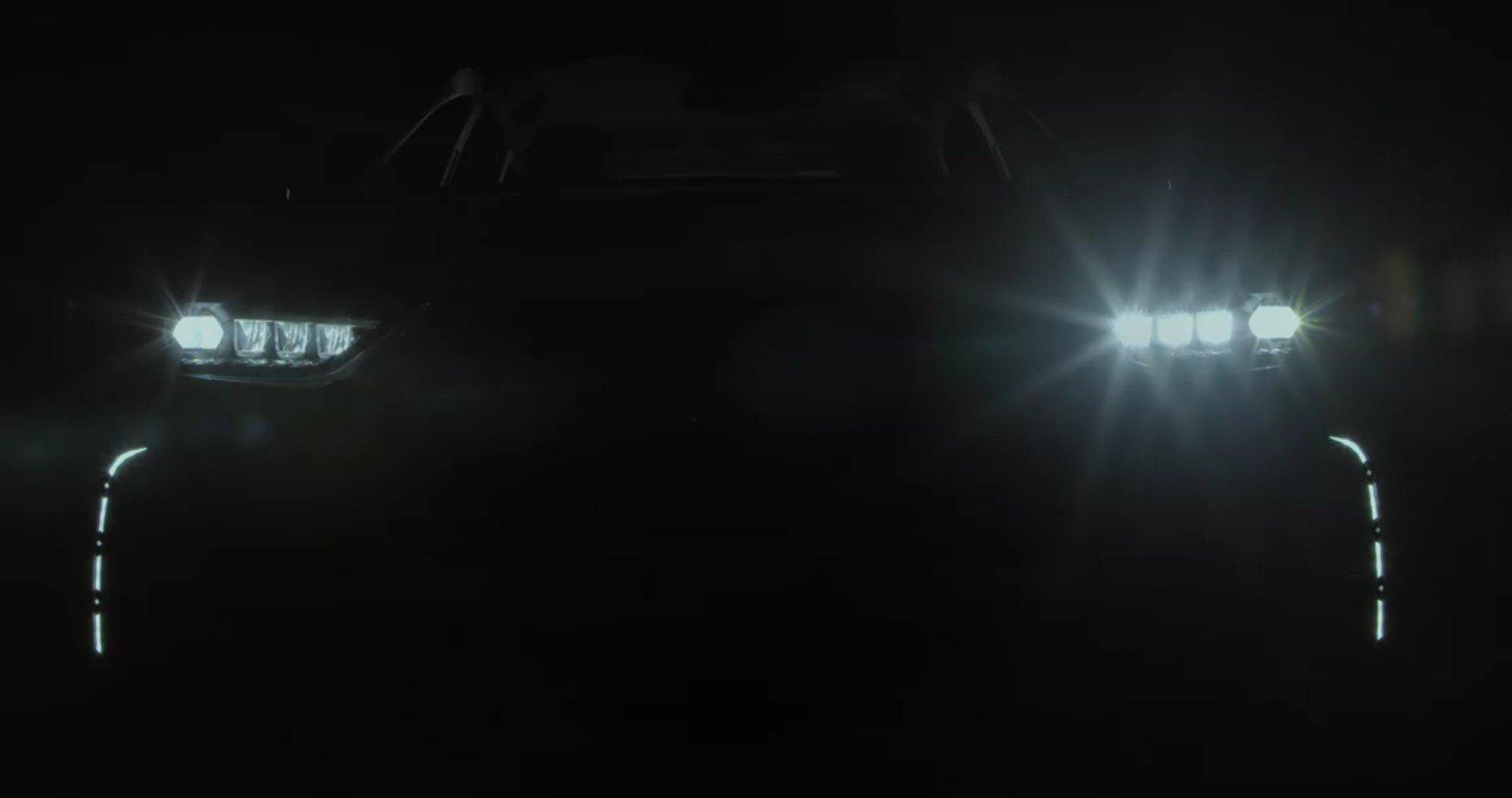 DS7 Crossback LED