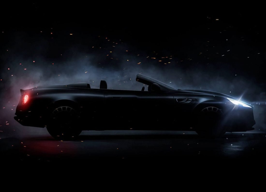 Kahn Vengeance Volante teaser